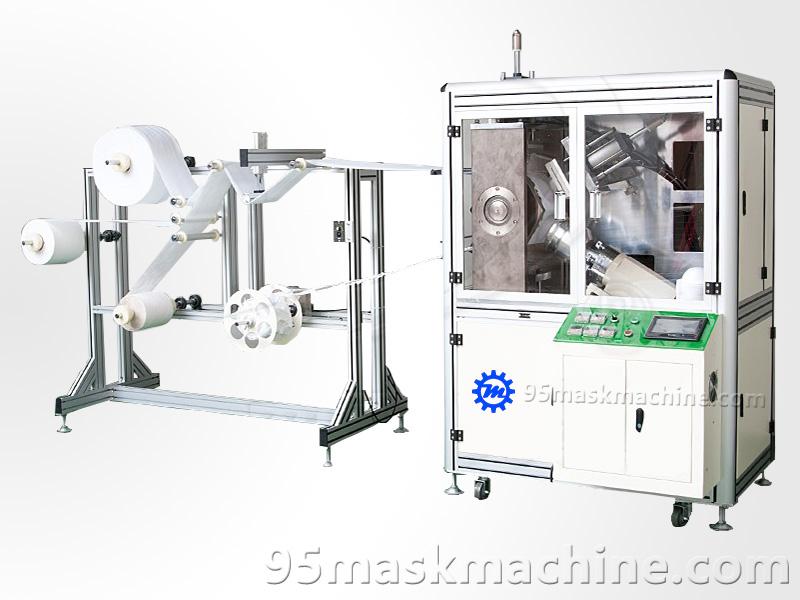 Automatic Cup Mask Making Machine