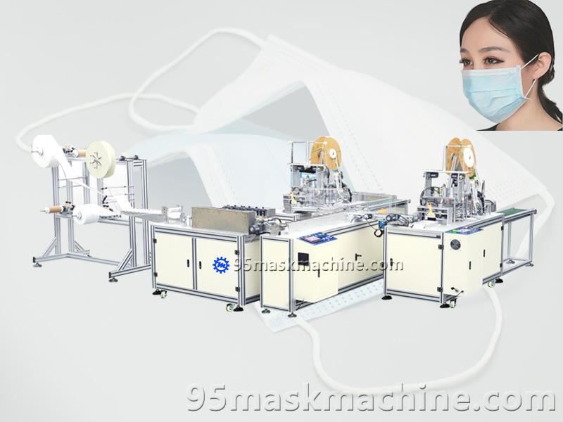 Auto Surgical Mask Production line