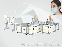 Auto Surgical Mask Production line