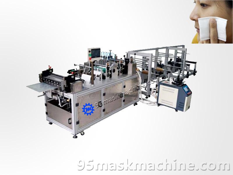 Automatic Ultrasonic Cotton Pad Manufacturing Equipment