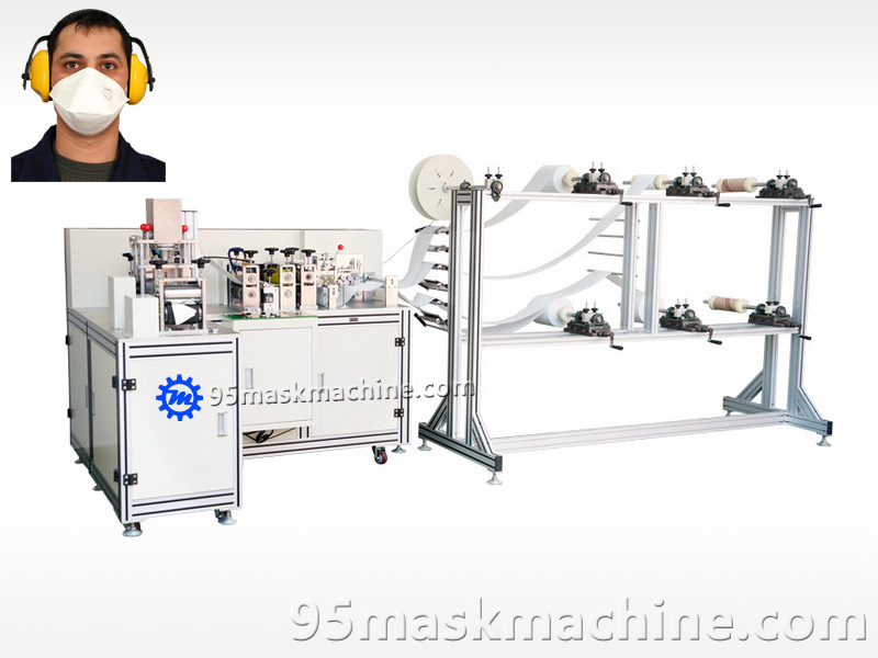 Dust Mask Machine