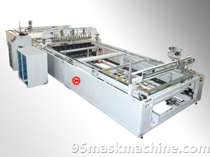 Electric Blanket Manufacturing Equipment