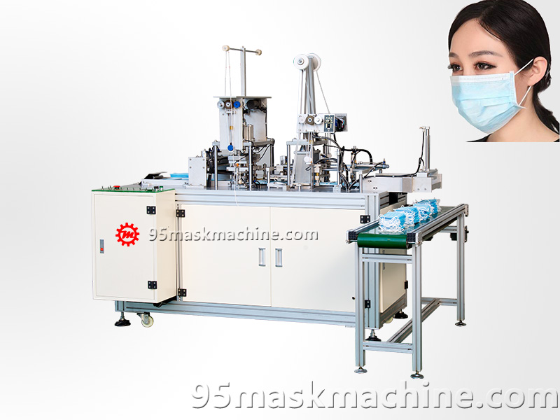 Inner Ear-Loop Mask Making Machine