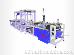 Automatic Non-woven Bag Making Machine