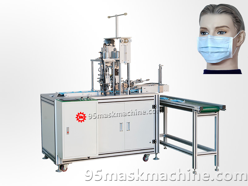 Outer Ear-Loop Mask Making Machine