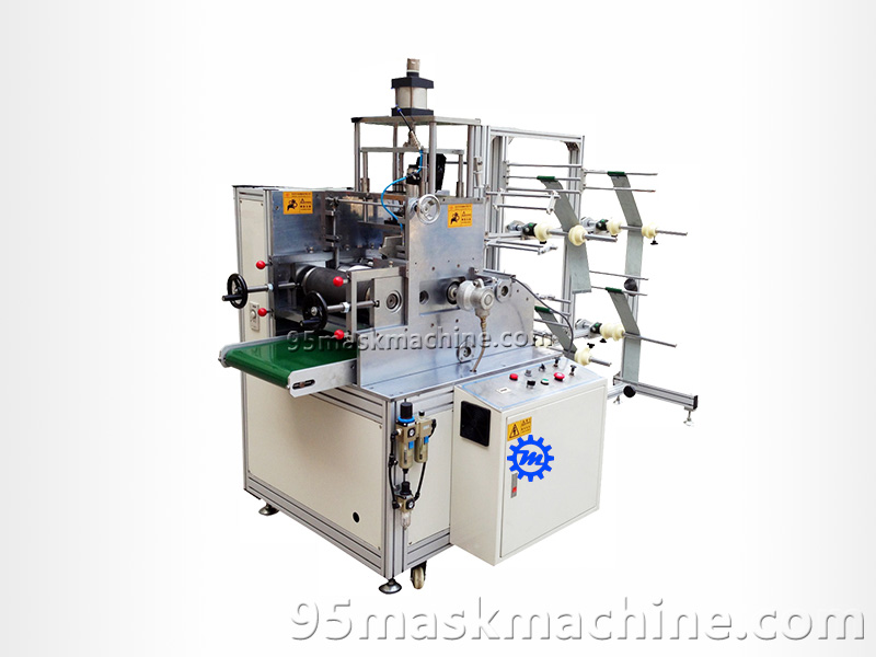 Automatic Particle Filters Making Machine