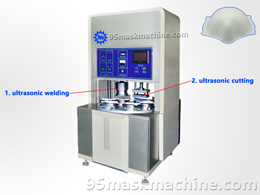 Rotary Respirator Machine