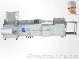 Automatic Surgical Cap Machine