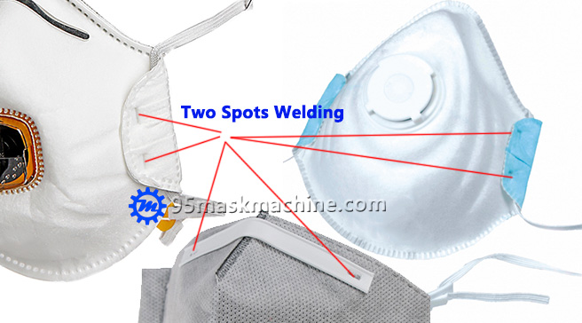 Sample OF Two Spots Welding Machine