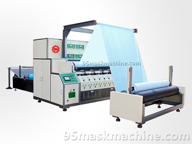 ultrasonic quilting machine