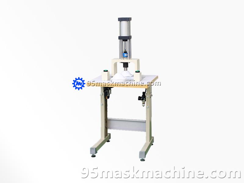 Dust Mask Exhalation Valve Punching Machine